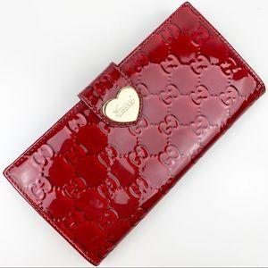 Gucci Rare Monogram Wallet
